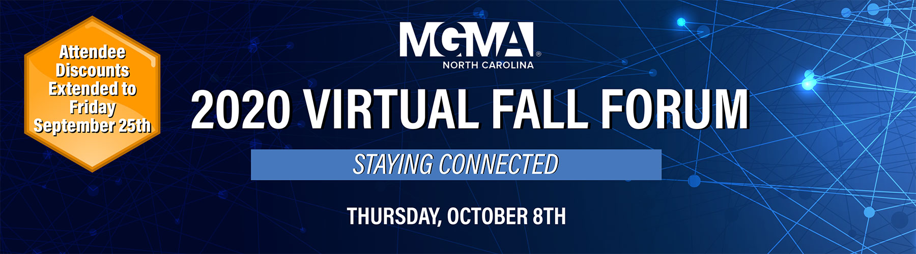 2020 Vitual Fall Forum