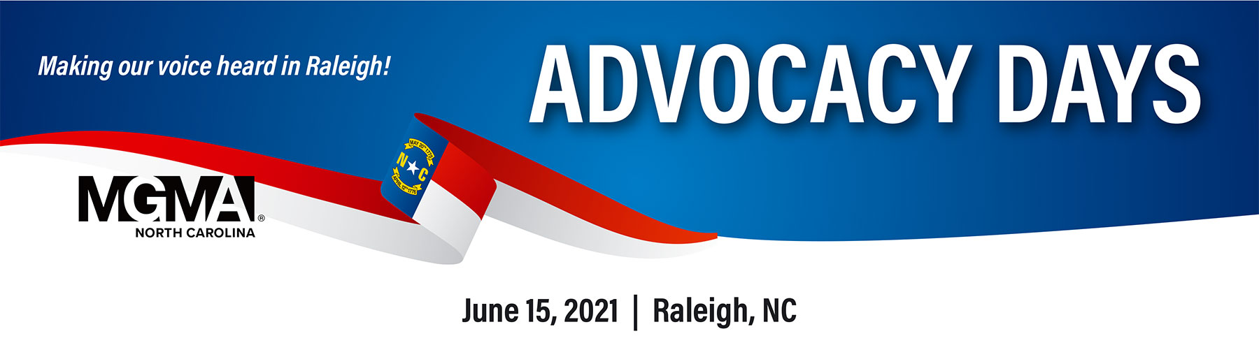 2021 Advocacy Days Save the Date