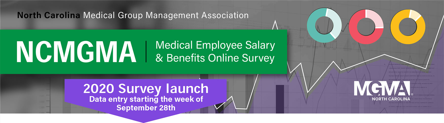 Salary and Benefits Survey Launches September 28th