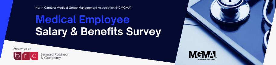 2021 NCMGMA Salary Survey Artwork