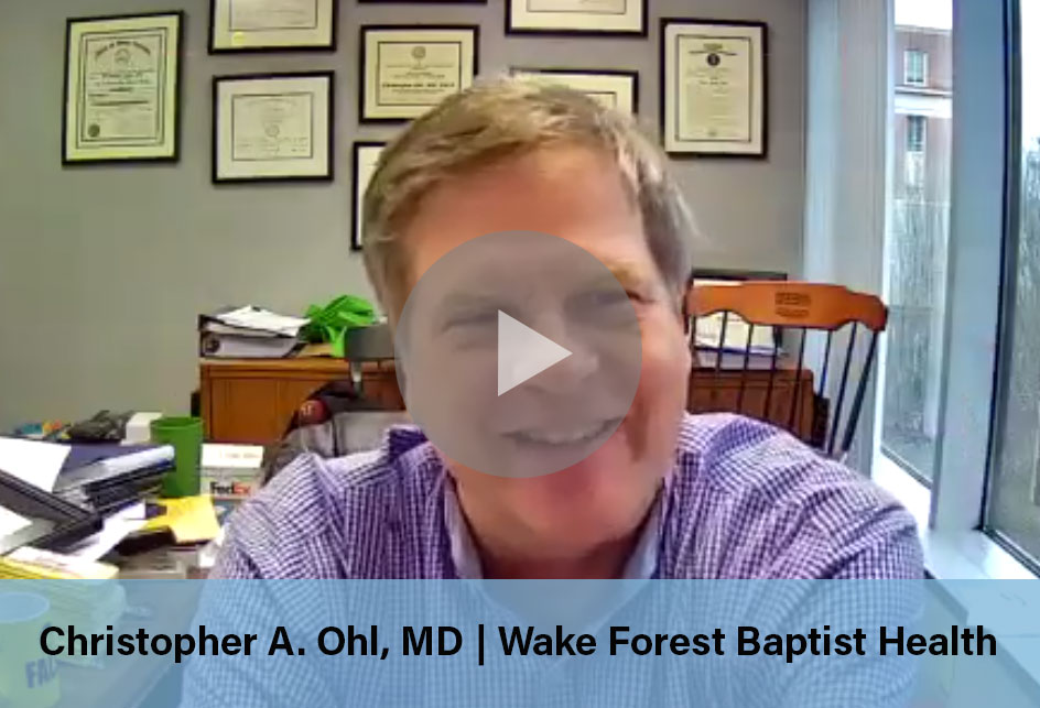 Dr. Ohl Video Image