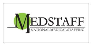 Medstaff National Medical Staffing Ad