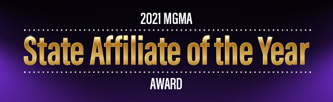 State Affiliate of the Year Award Artwork